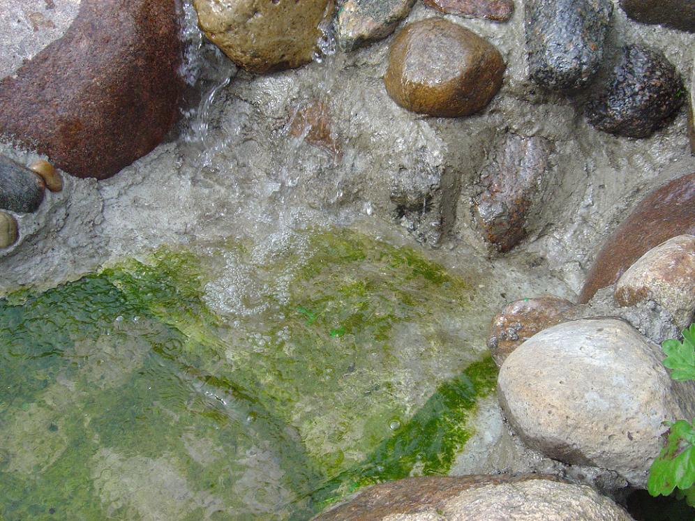 Wasserlauf - Gartenteich wasserlauf ...